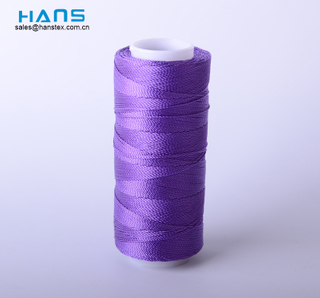 Hans China Supplier Dyed Nylon Thread