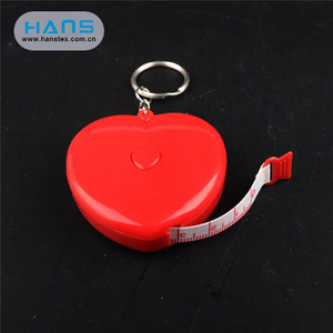 Hans Good Quality Fixed Waterproof Fabric Tape Measure