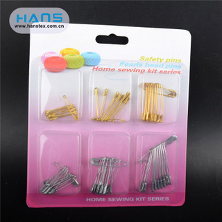 Hans Super Cheap Mini Metal Safety Pin