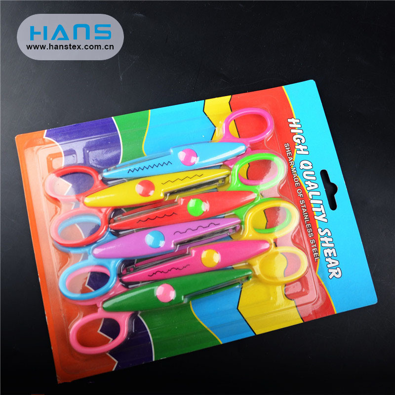 Hans Cheap Wholesale Bright Flower Scissors