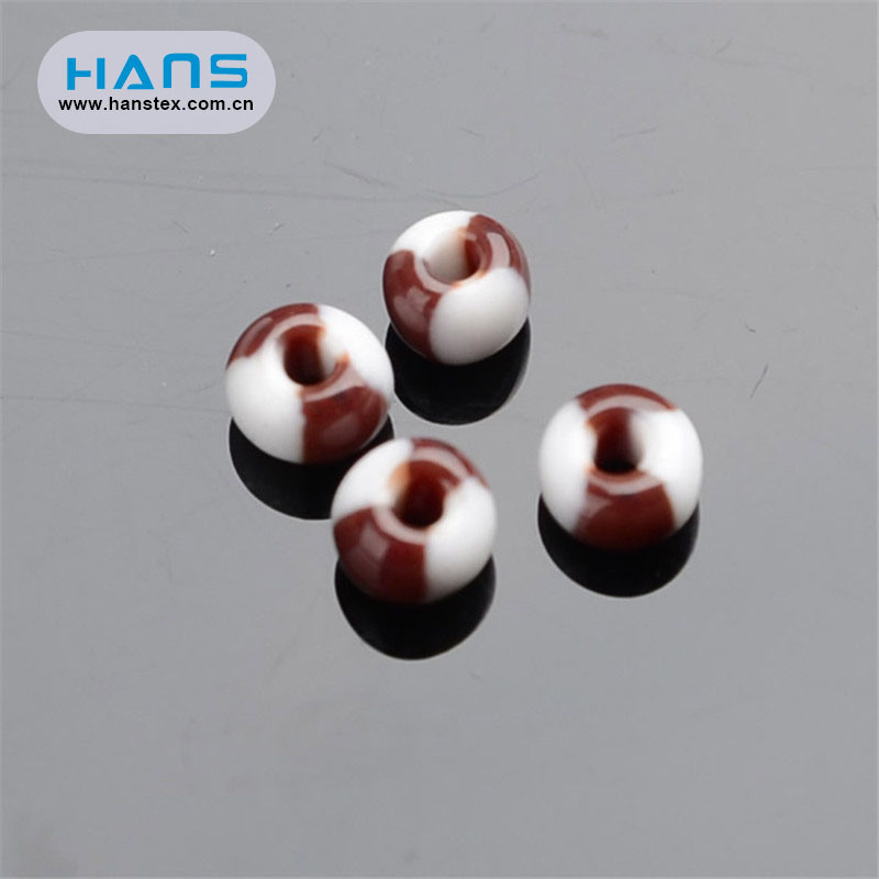 Hans Manufacturer OEM DIY Accessories 20mm Crystal Beads