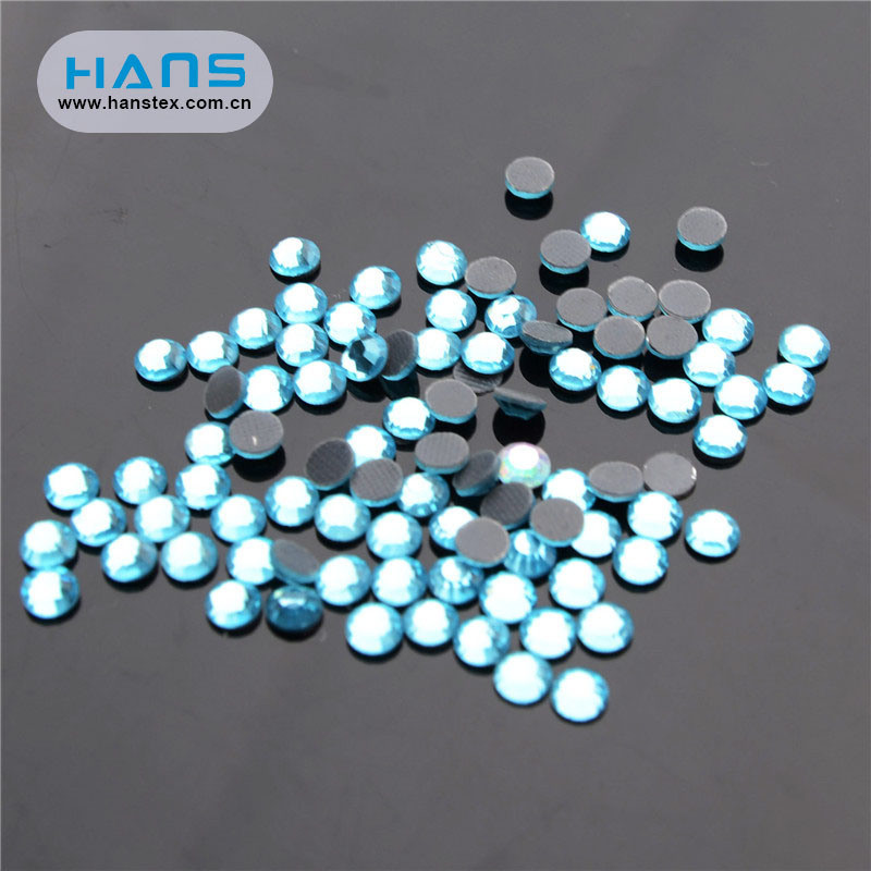 Hans Hot Selling Smooth Rhinestone Sticker
