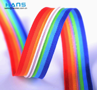 Hans Promotion Cheap Price Colorful Nylon Long Chain Zipper