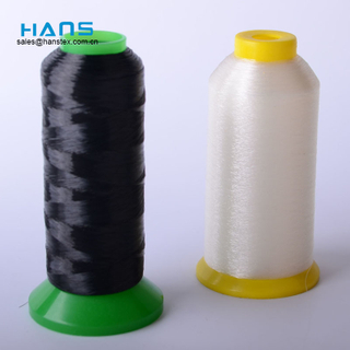 Hans Customized Service Premium Quality Nylon Bonded Thread