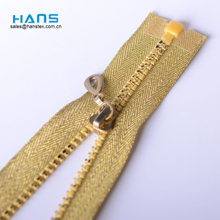 Hans Cheap Price Strong Giant Zipper