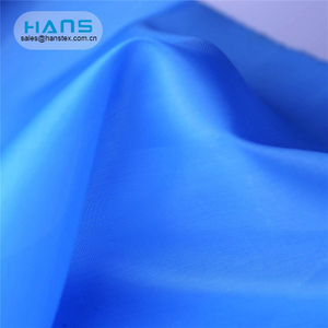 Hans Good Quality Spacer Sandwich Composition Polyester Plain Taffeta Fabric