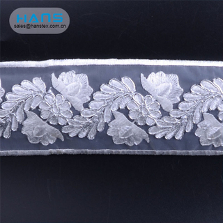 Hans China Supplier Beautifical High Quality Lace