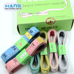 Hans Your Satisfied Lightweight Soft Mini Measuring Tape