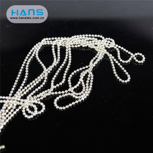 Hans New Fashion Shining Ball Chain