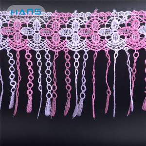 Hans Hot Promotion Item Colorful Cord Lace
