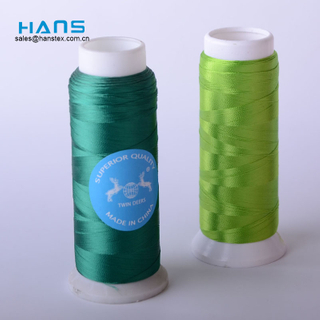 Hans Promotion Cheap Pirce Dyed Natural Silk Thread