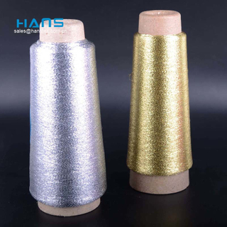 Hans Custom Manufactured Mixed Colors Metallic Thread for Embroidery