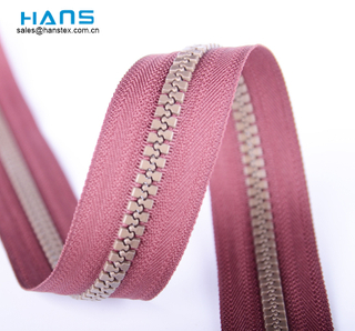Hans Hot Promotion Item Promotional Zipper Long Chain
