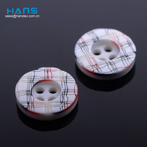 Good Quality Mini Resin Button