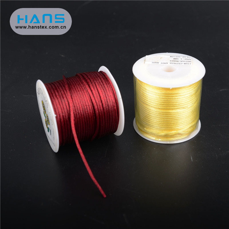 Hans Gold Supplier Solid Bracelet Rope