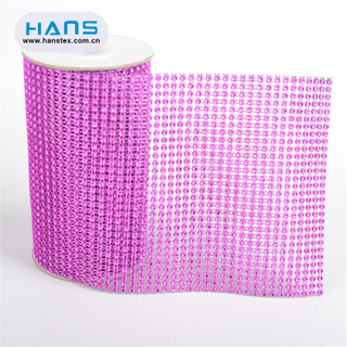 Hans Best Selling Clean and Flawless 2mm Rhinestone Sheet