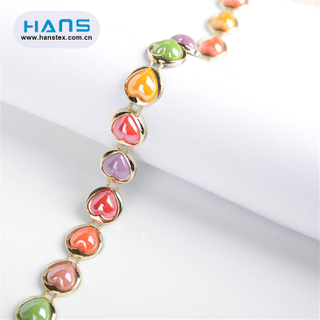Hans Direct From China Factory New Arrival Rhinestone Chain