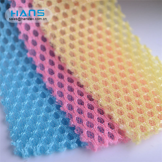 Hans Most Popular Anti-Static Polyester Mesh Lining Fabric