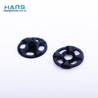 Hans Custom Manufactured Beautiful Plastic Stud Button
