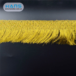 Hans Wholesaler Custom Promotional Trim Fringe