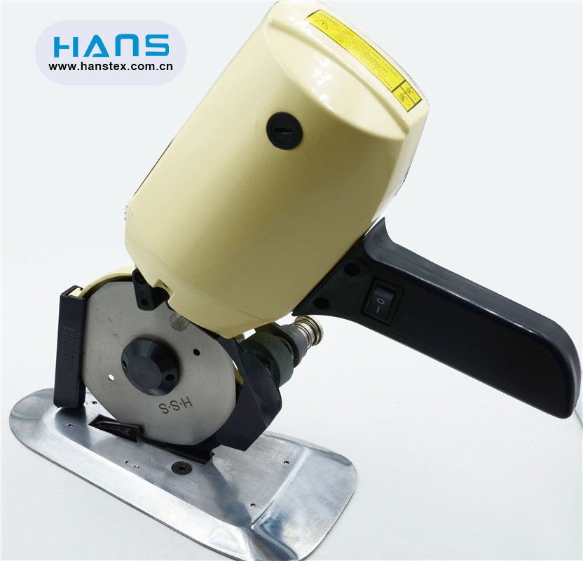 Hans Newest Arrival Textile Cutting Machine
