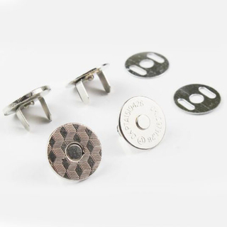 Hans Manufacturer OEM 18mm Magnet Button for Leather Bags