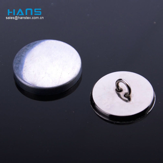 Hans Newest Arrival Different Sizes Clip Cover Button