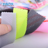 Hans Newest Arrival Cooling Air Green Flexible Woven Mesh Fabric