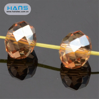 Hans 2019 Hot Sale Bright Bead Treasures Glass Beads