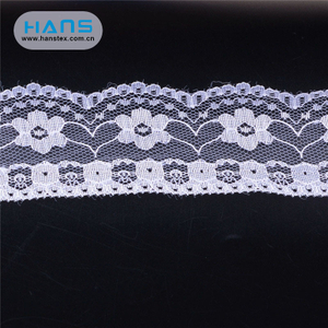 Hans Factory Customized Exquisite 3D French Lace Fabric