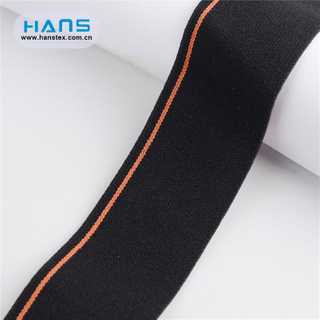 Hans Best Selling Garment Accessories Customized Elastic Band Underwear