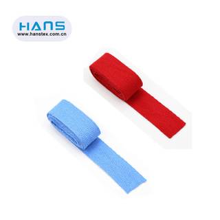 Hans Gold Supplier Good Looking Cotton Ribbon Tape