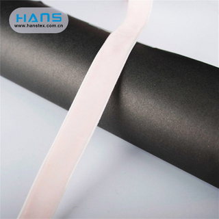 Hans Amazon Top Seller High Grade Stretch Velvet Ribbon