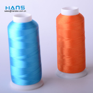 Hans ODM/OEM Design Eco Friendly 150d/3 Polyester Thread
