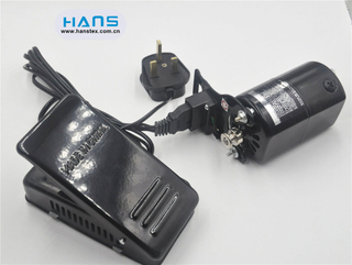Hans Easy to Use Juki Industrial Sewing Machine Motor