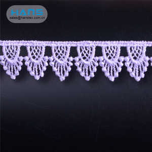 Hans Custom Manufactured Fashion Bridal Lace Fabric