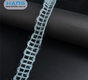 Hans China Supplier High Grade Burlap Ribbon Roll