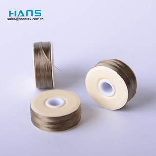 Hans Cheap Wholesale Continuous Embroidery Bobbin Thread