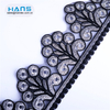 Hans High Quality Dress Curly Lace Frontal