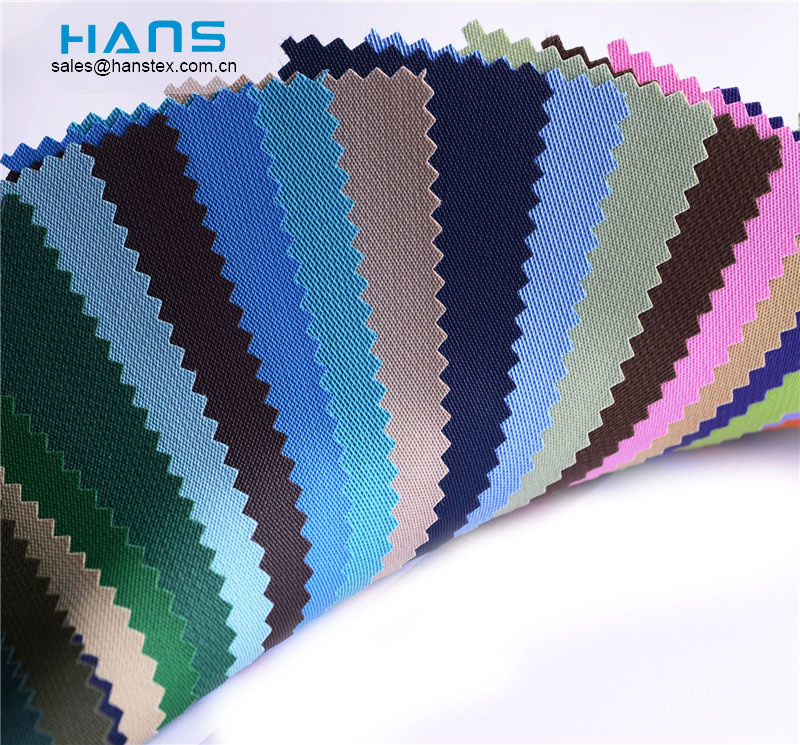Hans Customized Service Bag 300d Polyester Oxford Fabric with PVC Coating