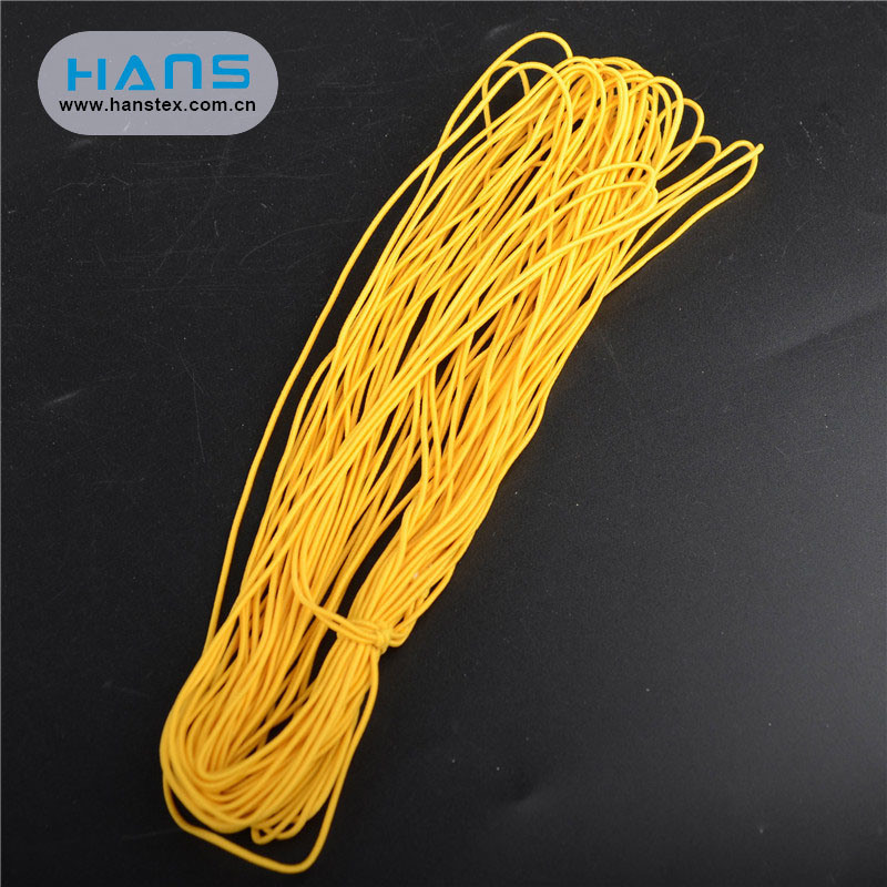 Hans OEM Customized Easy to Use Rubber Rope