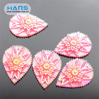 Hans Directly Sell New Design Resin Beads for Jewelry Making