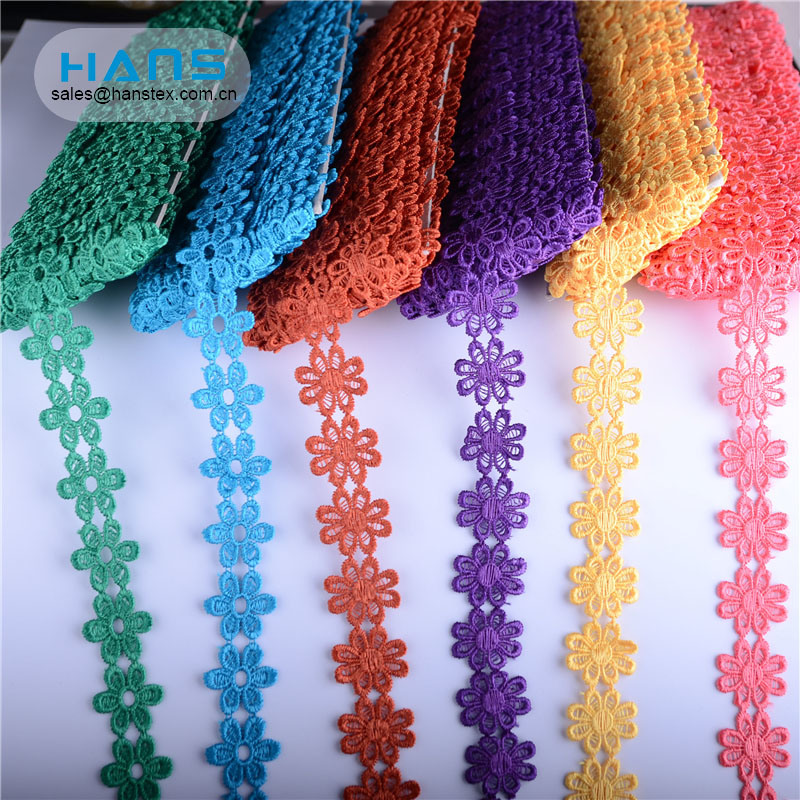 Hans Hot Promotion Item Exquisite Wholesale Lace Fabric