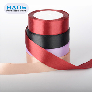 Hans 2019 Hot Sale Colorful Satin Ribbon 50mm