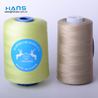 Hans Accept Custom High Strength Sewing Thread Price